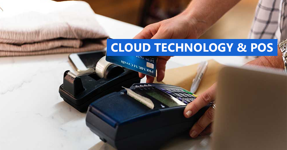 Changing face of POS with the introduction of Cloud Technology