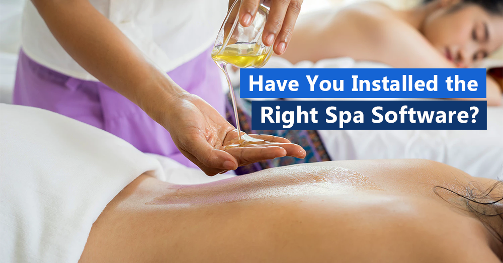 Have You Installed the Right Spa Software