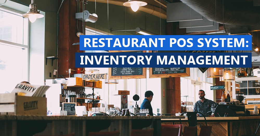 Restaurant POS system: Presence of inbuilt Inventory Management