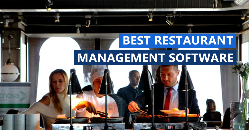 BEST RESTAURANT MANAGEMENT SOFTWARE FROM PROMPTTECH