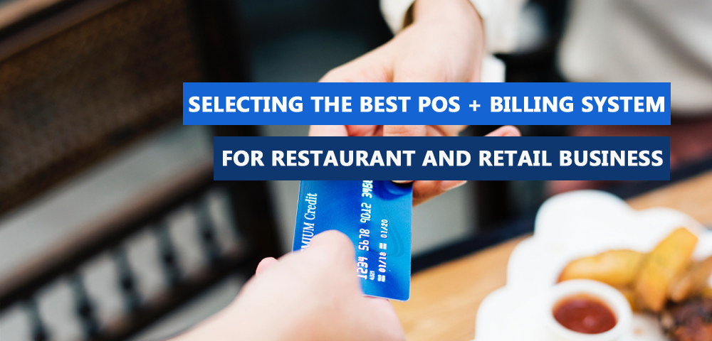Selecting the best POS
