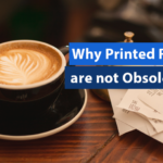 Why Printed Receipts are not Obsolete Yet