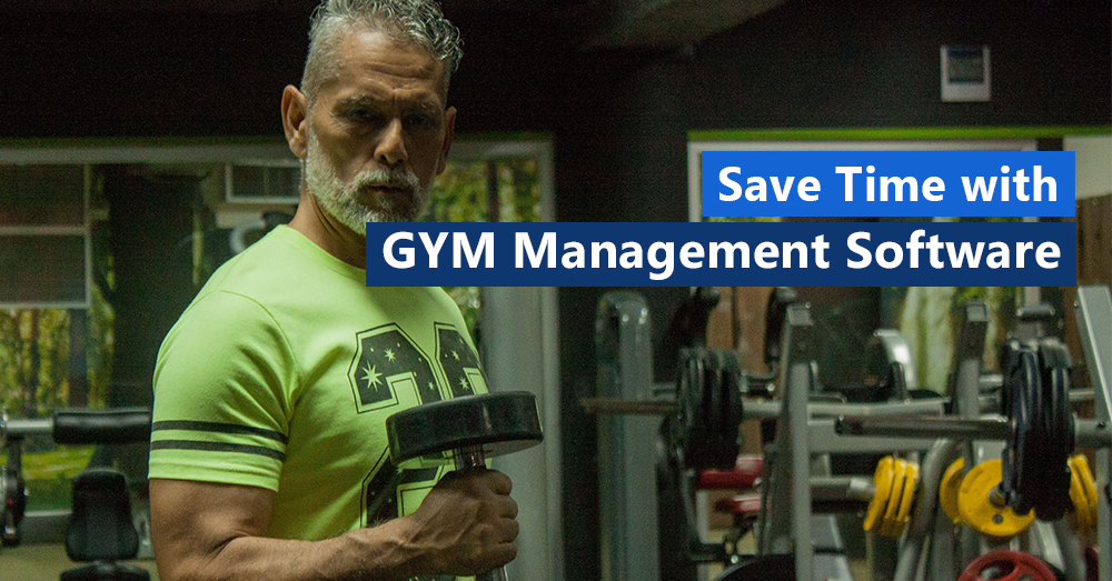 Save Time with GYM Management Software