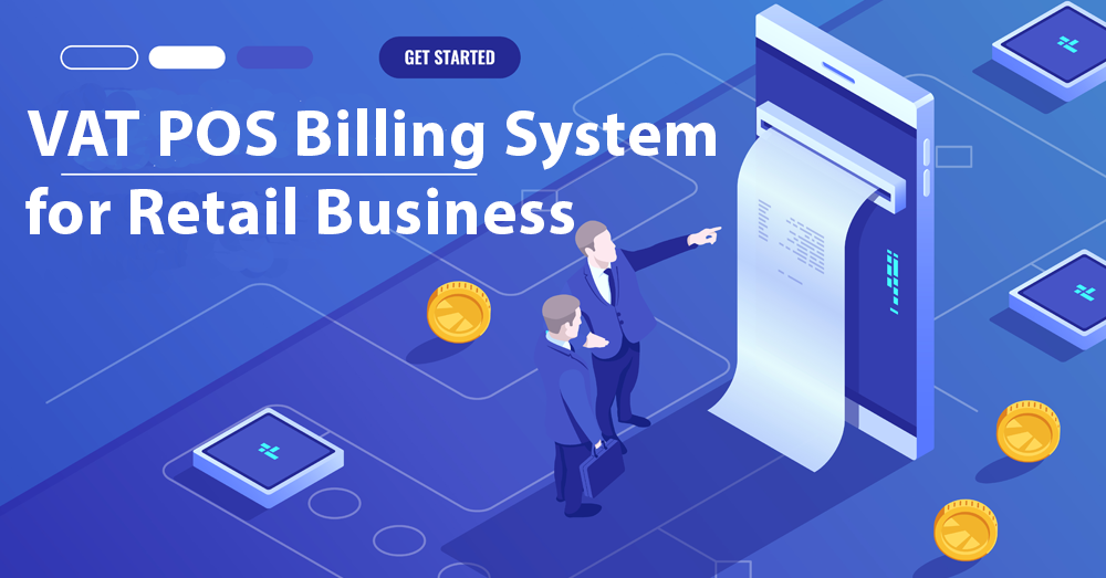 VAT POS Billing System for Retail Business