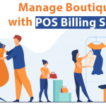 Manage Boutique easily with POS Billing Software